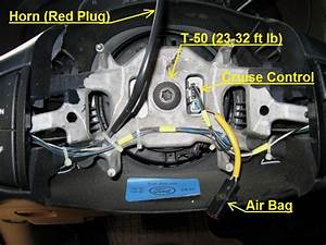 F150 Steering Wheel Wiring