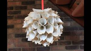 How, To, Make, Christmas, Decorations, -, Beautiful, Paper, Hanging, Decor