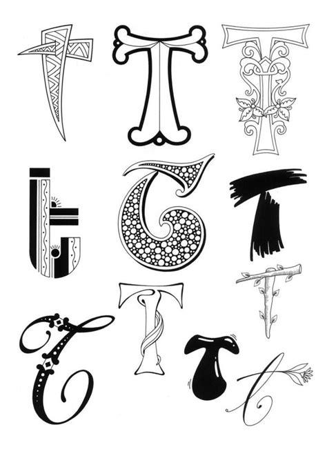 lettering alphabet doodle lettering letters
