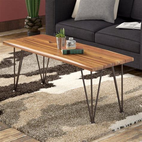 Buy products such as better homes and gardens langley bay coffee table, multiple colors at walmart and save. Guyapi Coffee Table | Coffee table wood, Coffee table ...