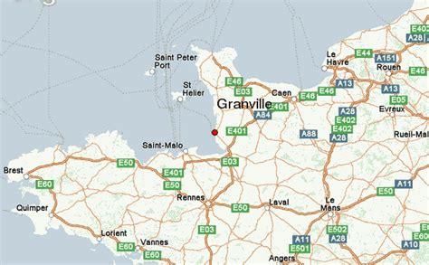 granville france location guide