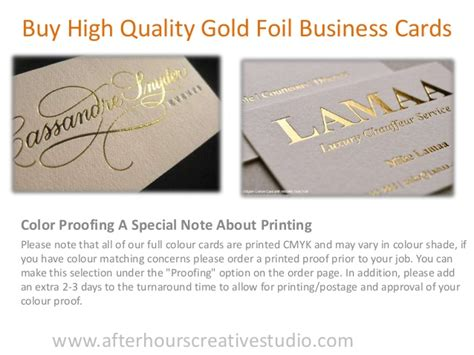 Buy High Quality Gold Foil Business Cards Business Cards Scanner App Android Jukebox Australia Card Make Timber To Excel How Avery 8371 Credit Comparison Micro Perforated