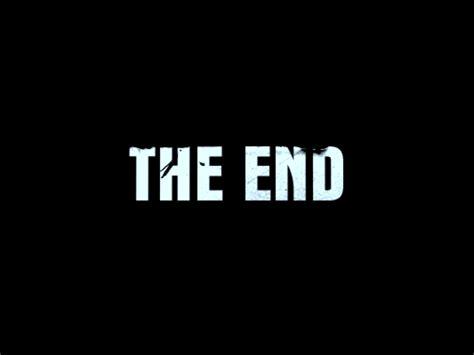 The End  Piccoli Paesi