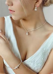 quels bijoux avec ma robe mode nuptiale forum With les robes de mariage avec bijoux femme pas cher
