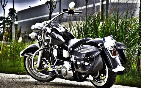 Harley Davidson Heritage Classic 4k Wallpapers by Wallpapers Harley Davidson Heritage Softail