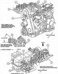 I Need A Schematic Diagram Showing How The Spark Plug