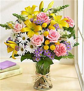 mother's day flower gift with this pretty bright yellow ...