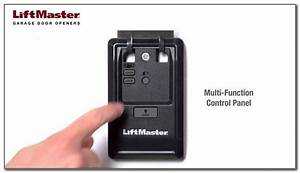 Liftmaster Myq Garage Door Opener Manual