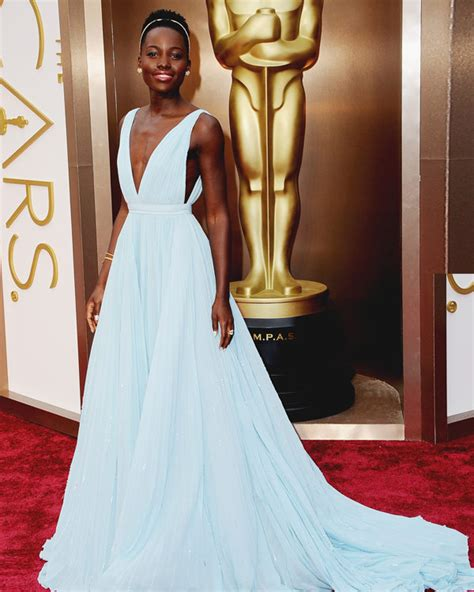Photos Oscar Dresses Academy Awards Red Carpet