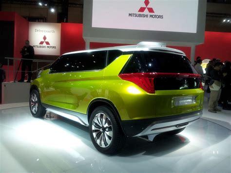 Mitsubishi Concepts At Tokyo Motor Show Gc Phev Xr Phev Ar
