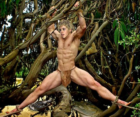 Jungleboy In Peril Out For Crocs By Bumpman321 On