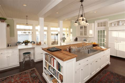 kitchen island storage design 60 kitchen island ideas and designs freshome com