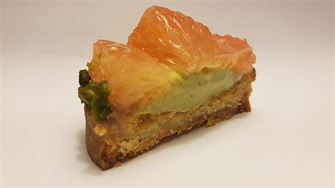 tarte plemousse pistache hubert dijon gourmandises