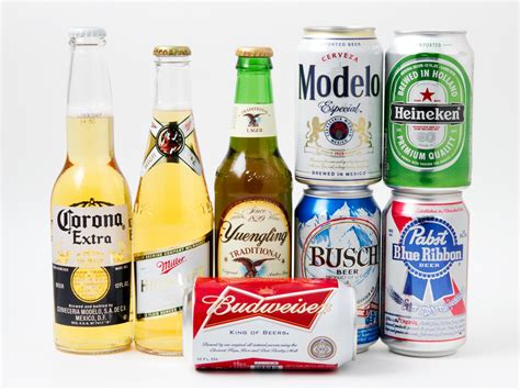 taste test    popular full calorie beers
