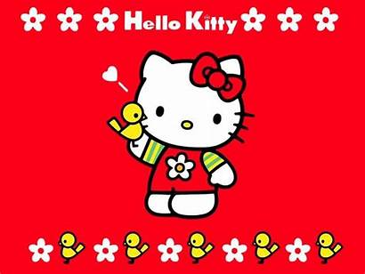 Kitty Hello Wallpapers Resolution 1080 Yellow