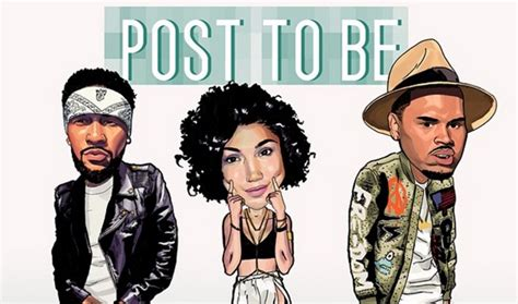 Omarion, Jhene Aiko And Chris Brown Say That's How It's