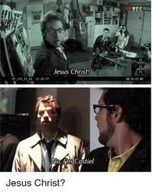 Supernatural Castiel Meme