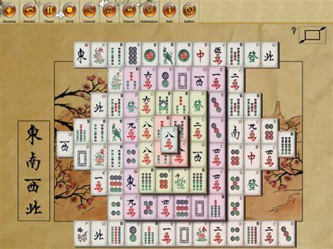 jeux mahjong cuisine mes jeux de mahjong gratuits préférés
