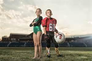 Sports Portaits For Kids Baltimore Maryland | Justin Novak Photography