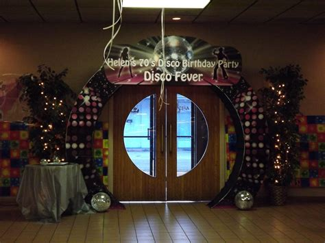 disco birthday party decorations tangible moments
