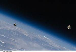 Shuttle in Low Earth Orbit (page 2) - Pics about space