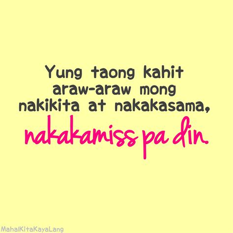 tagalog quotes twitter hugot