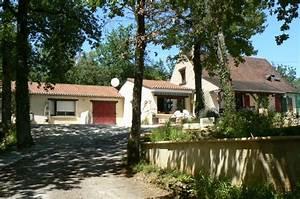 Ma Maison Privée : maison dans parc acc s piscine priv e g te rural ~ Melissatoandfro.com Idées de Décoration
