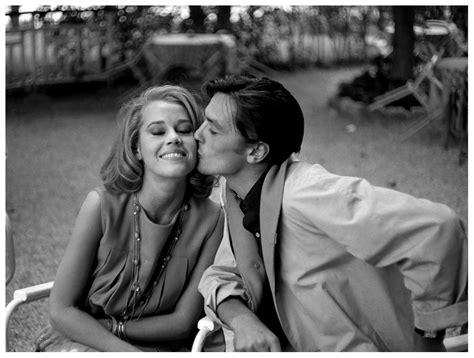 jean gabin aktor francuski jane fonda e alain delon 1964 169 pleasurephoto