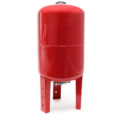 pressione vaso espansione vaso espansione acciaio 100l impianto acqua potabile rete