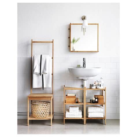 chaise porte serviette rågrund chaise porte serviettes bambou ikea