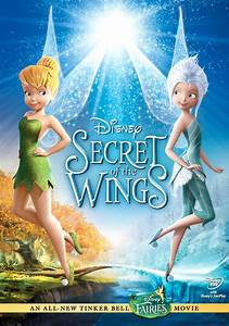 TinkerBell: Secret Of The Wings - Tinkerbell & the ...
