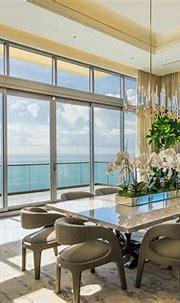 Sky Palace Formal Dining Room   Mansions At Acqualina ...