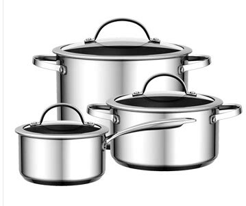 wide edge stainless steel cookware real time quotes  sale prices okordercom