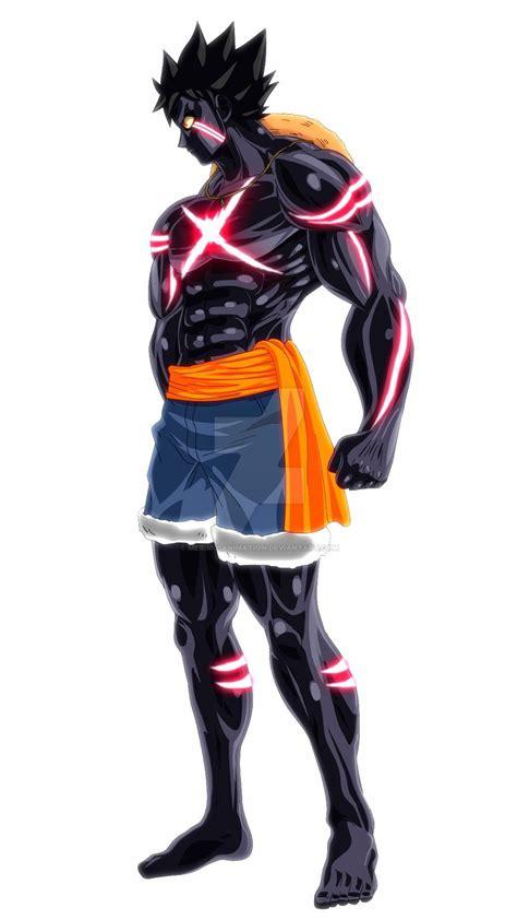luffy gear  anime war  merimo animation  deviantart