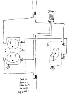 Electrical How Add Gfci Box With One Outlet