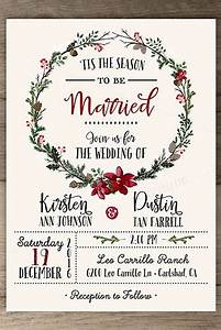best 25 christmas wedding ideas on pinterest wedding With when to send wedding invitations holiday weekend