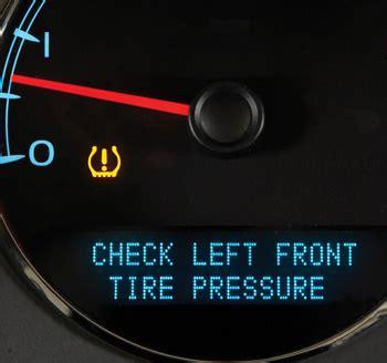 low tire pressure light sergeant al s traffic ticket july 2012
