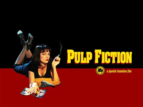 Wallpapers Photo Art Pulp Fiction Wallpaper, Movie