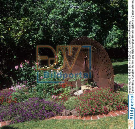 Gartenschmuck Aus Metall by Details Zu 0003163345 Gartendeko Kunst Im Garten Aus