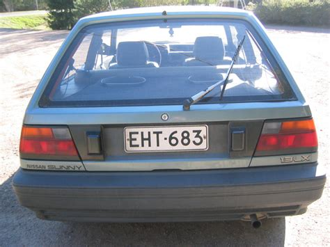 nissan sunny 1988 modified 1988 nissan sunny pictures cargurus