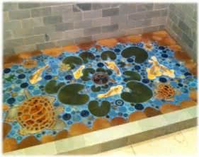 Sea Turtle Rug by Decorative Ceramic Tile Hand Made Tiles In Fish Tiles