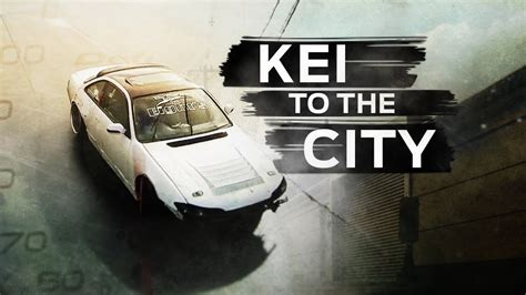 kei   city drift feature film japan youtube