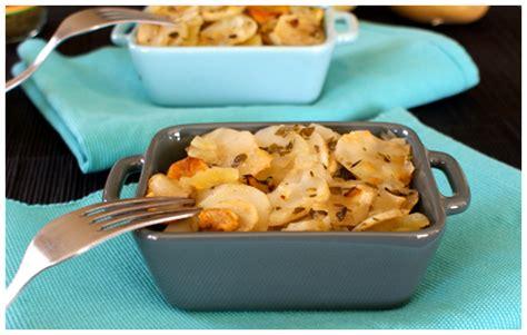 recettes de cuisine sans sel pommes de terre boulangères aux herbes sans sel et sans