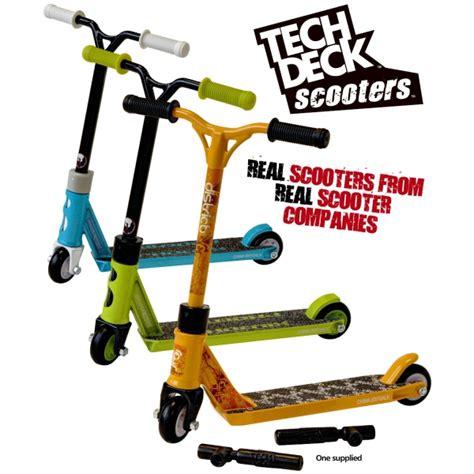 tech deck bmx bikes tricks tech deck finger scooter ozgameshop