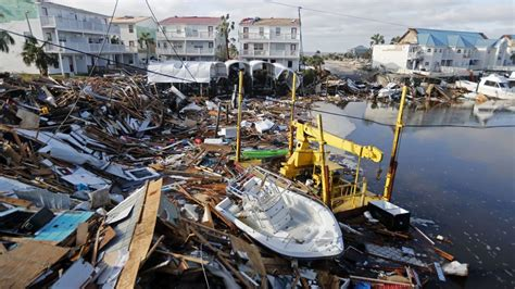 For A Beachside Florida Village Wiped Out By Hurricane