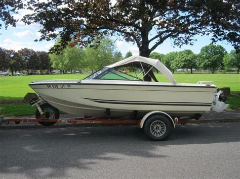 Striper Boats For Sale Vancouver by 1982 Seaswirl Sv175