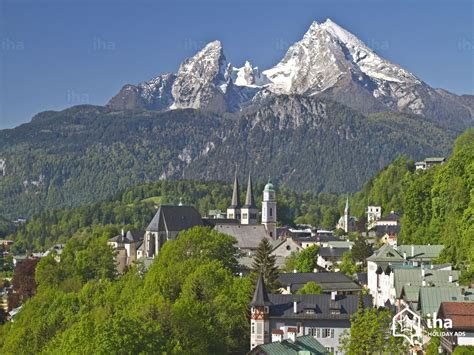 Berchtesgaden rentals for your vacations with IHA direct
