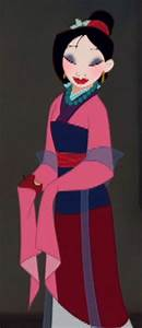 Mulan's Best Dresses