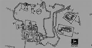 John Deere 1530 Wiring Diagram  Alternator 12 Volt 55 Amp