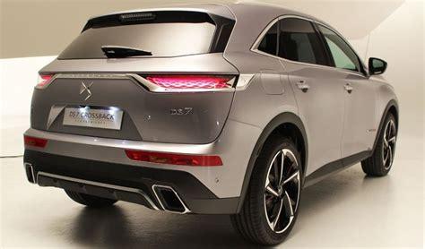 ds7 crossback hybride les premiers d 233 tails du ds 7 crossback hybride rechargeable